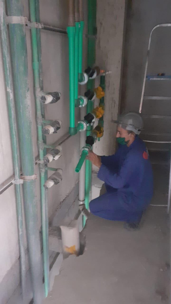 Instalação Hid -  Shafts